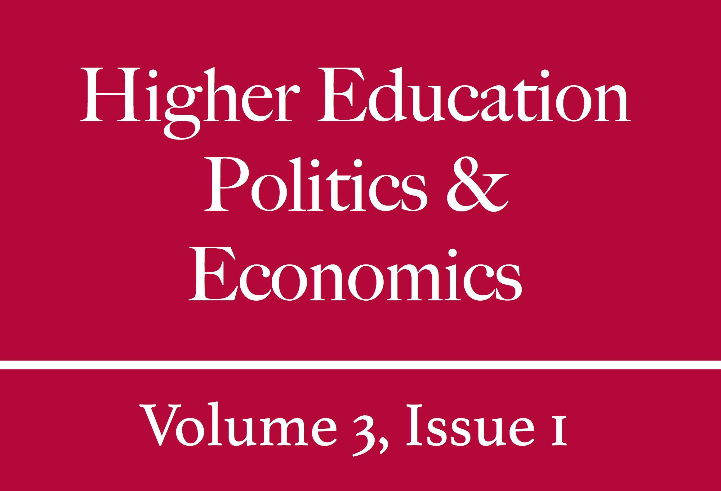 HEPE Volume 3, Issue 1