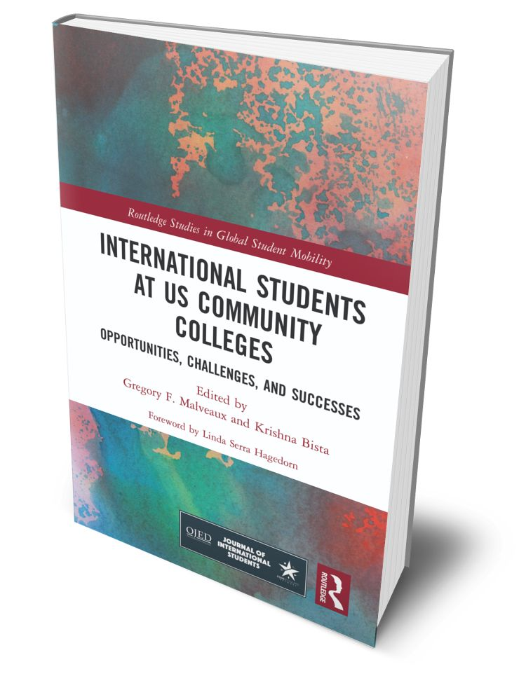 View 2021: International Students at US Community Colleges: Opportunities, Challenges, and Successes
