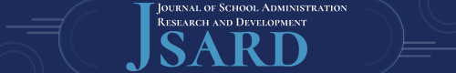 Journal of School Administration Research and Development