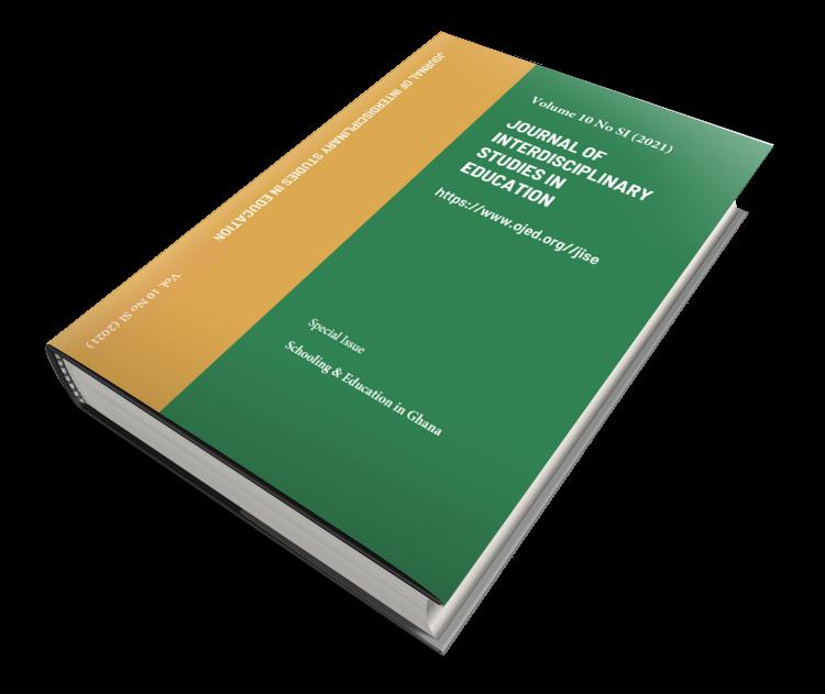 View Vol. 10 No. SI (2021): Journal of Interdisciplinary Studies in Education
